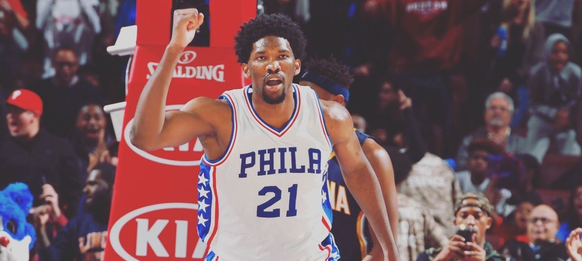 NBA: Embiid's healthy and the Sixers are winning, is the (rebuilding) process finally working?