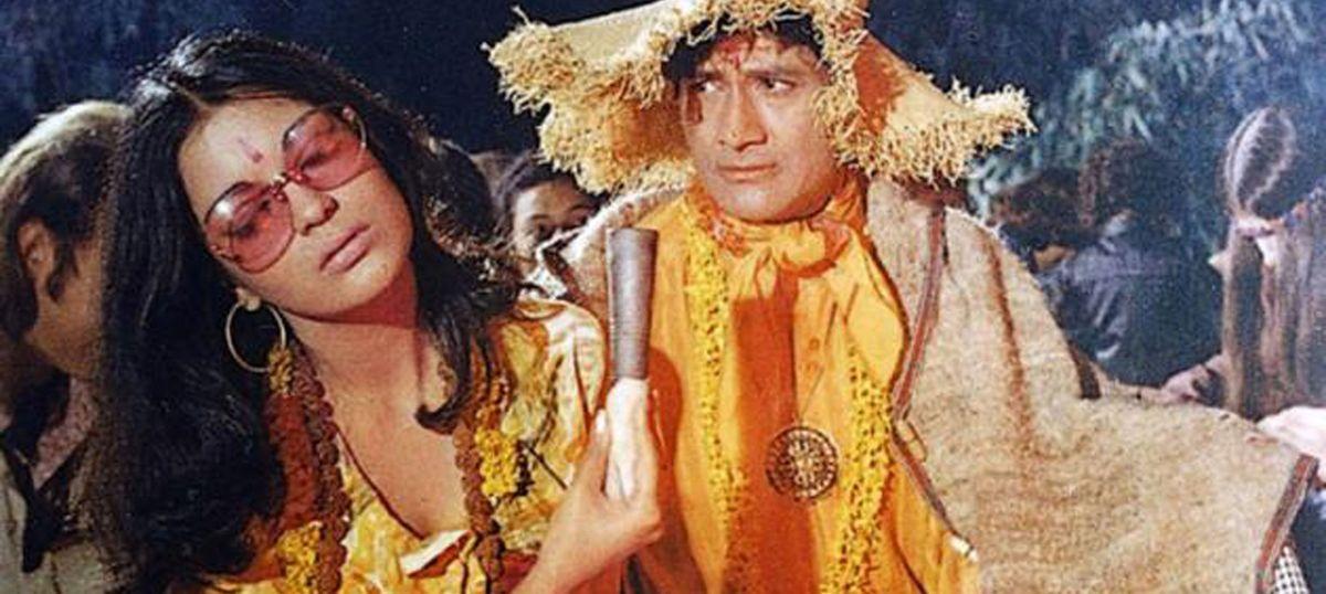 'I'm your Janice': How Dev Anand cast Zeenat Aman in 'Hare Rama Hare Krishna'