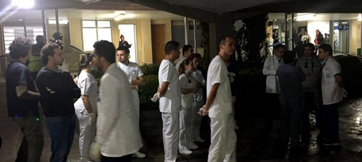 Colombia: 75 passengers dead as plane carrying Brazilian football team crashes