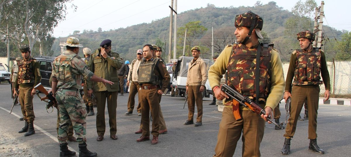 The big news: Three soldiers killed in militant attack on Army unit in Nagrota, and 9 other stories