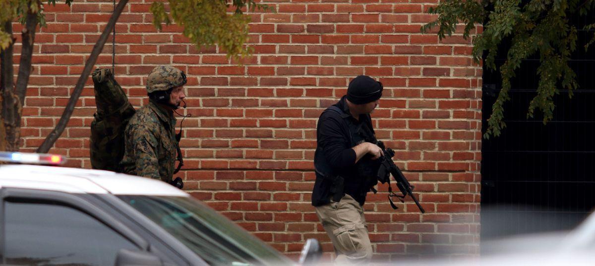 Islamic State claims jihadist 'soldier' behind Ohio State University attack