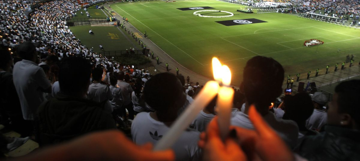 Watch: Here's how the entire football world paid tribute to the victims of the Colombia plane crash