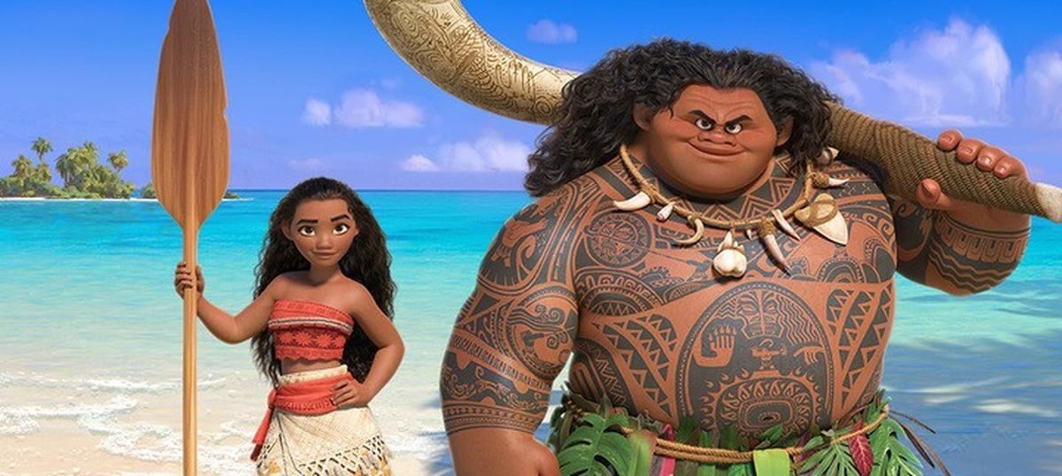 Film review: 'Moana' is Disney with a difference