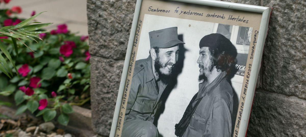 Fidel Castro's ashes rest at Che Guevara museum in Santa Clara