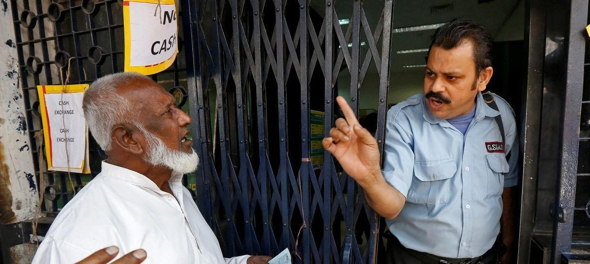 Why the Modi government can't stop Indians from accessing their own money