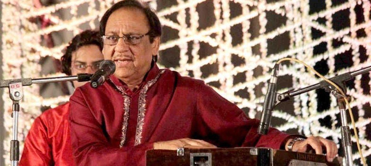 Why Ghulam Ali owns the ghazal 'Chupke Chupke Raat Din'
