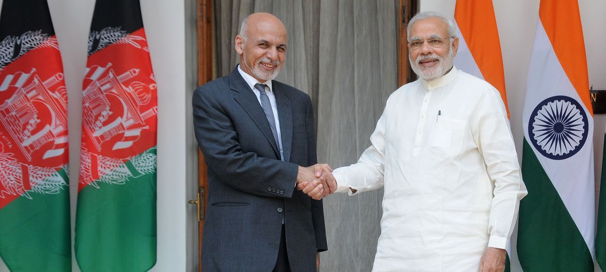 Terrorists would not last a month without sanctuary in Pakistan, says Afghan President Ashraf Ghani