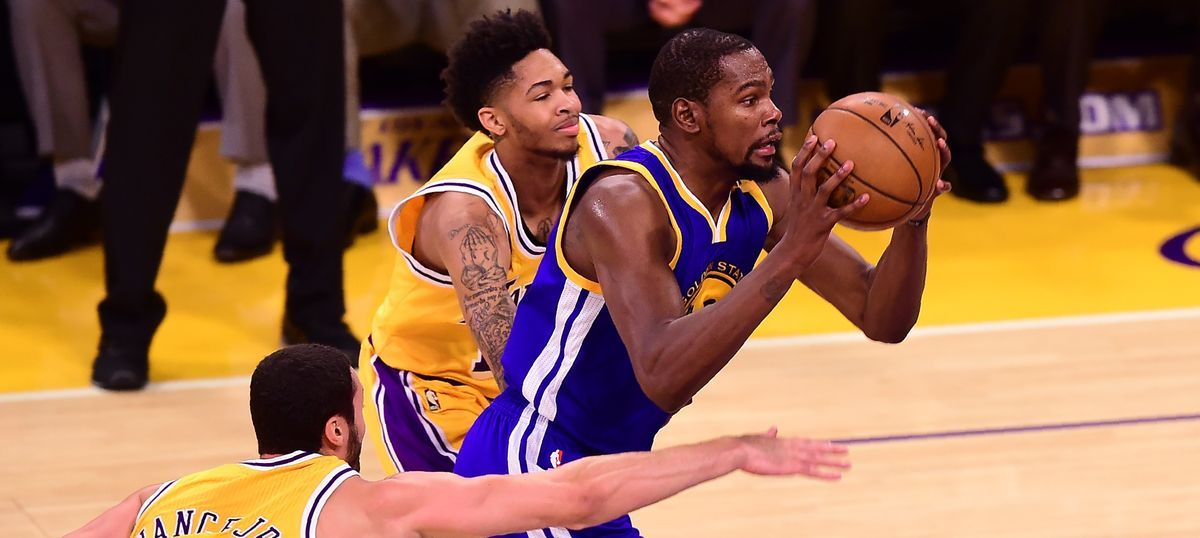 After a disappointing final loss last season, Golden State are looking like their old selves again