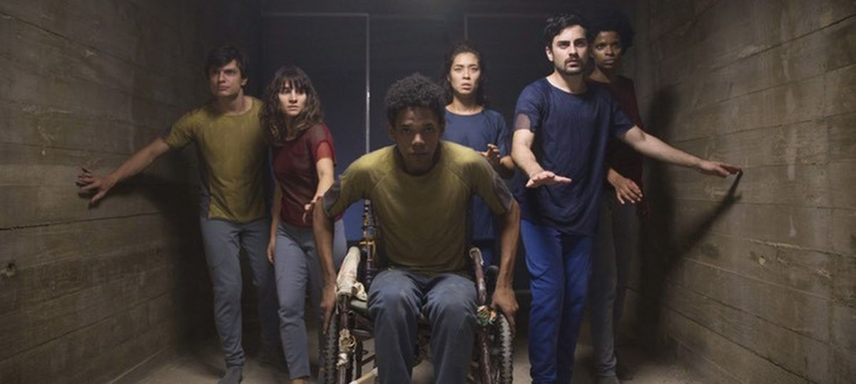 TV show '3%' is a 'Hunger Games' for Brazil