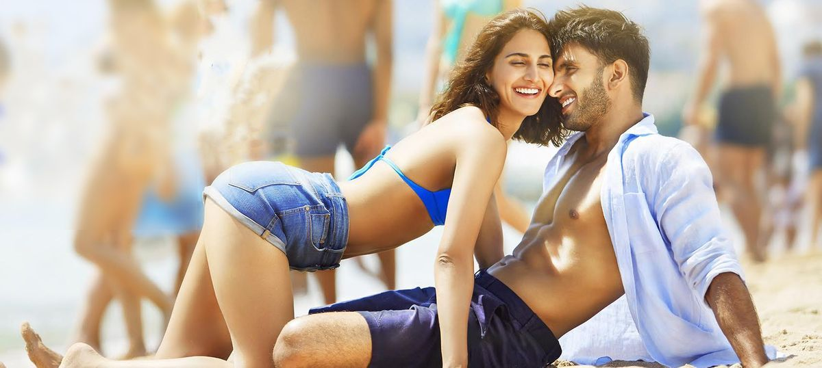 Film review: 'Befikre' is breezy, highly styled (and shallow)
