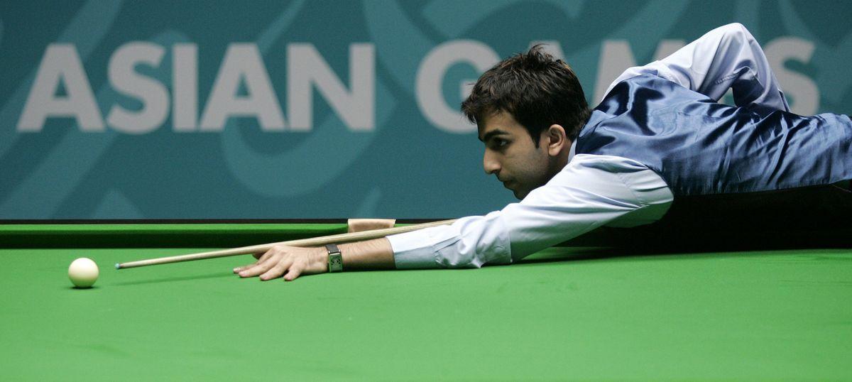 Pankaj Advani, Sourav Kothari reach quarterfinals of World Billiards Championship
