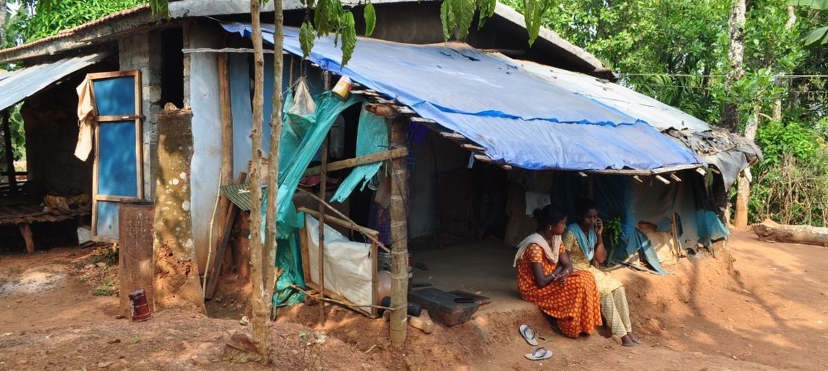 Why one in four Indians are worried about losing their homes