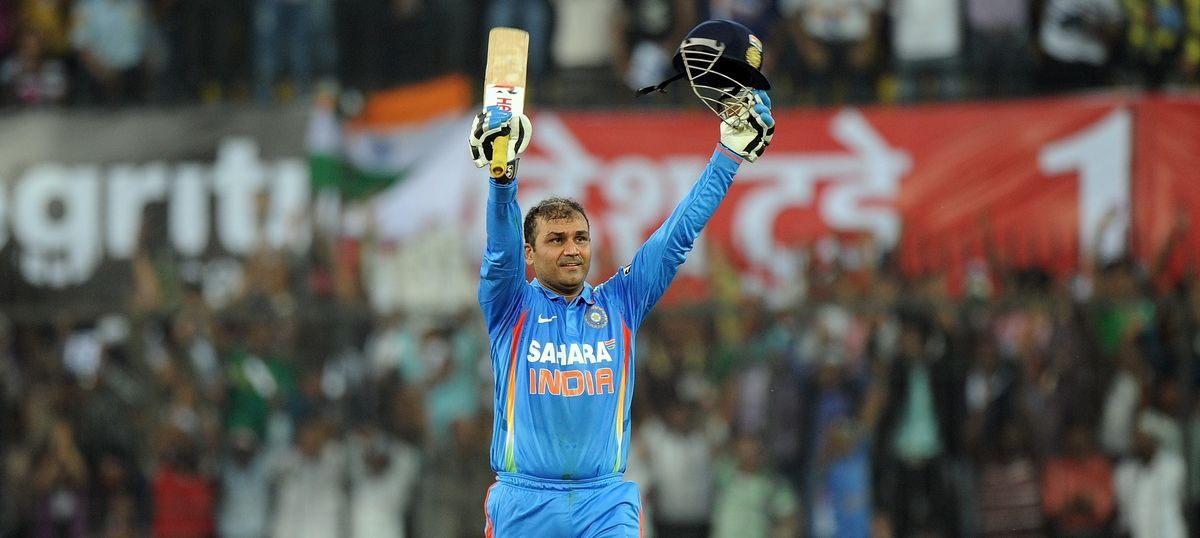 Watch: On this day in 2011, Virender Sehwag scored 219 to eclipse ...