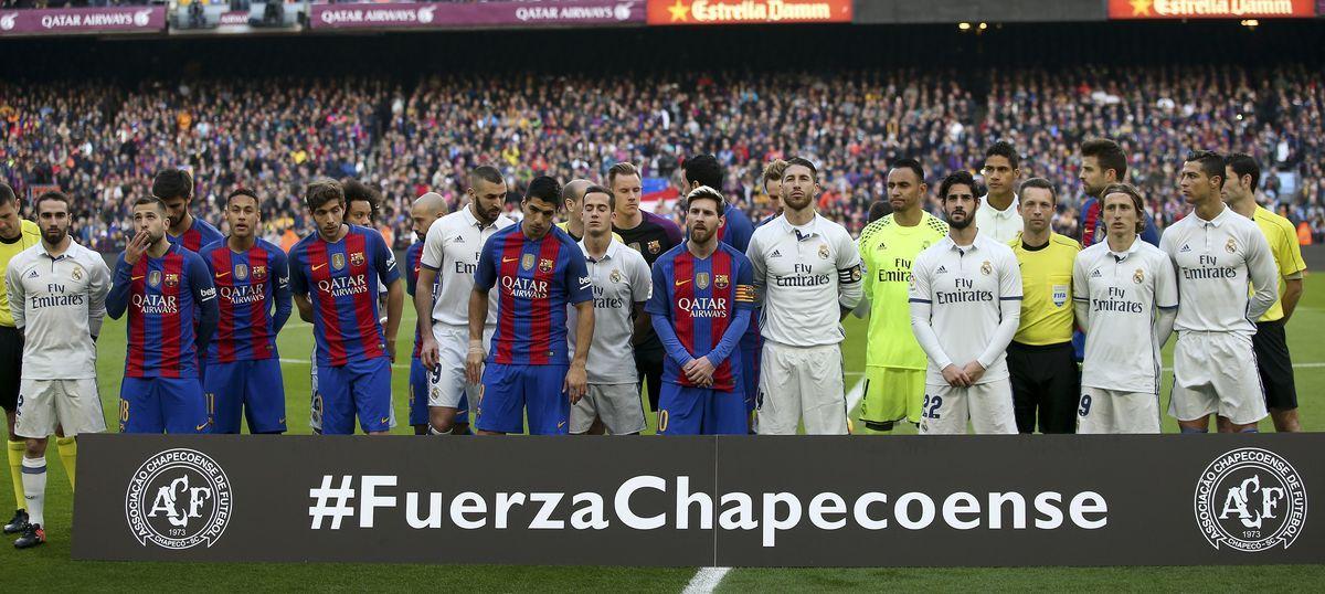 Barcelona invite Chapecoense to play pre-season friendly at Camp Nou in 2017