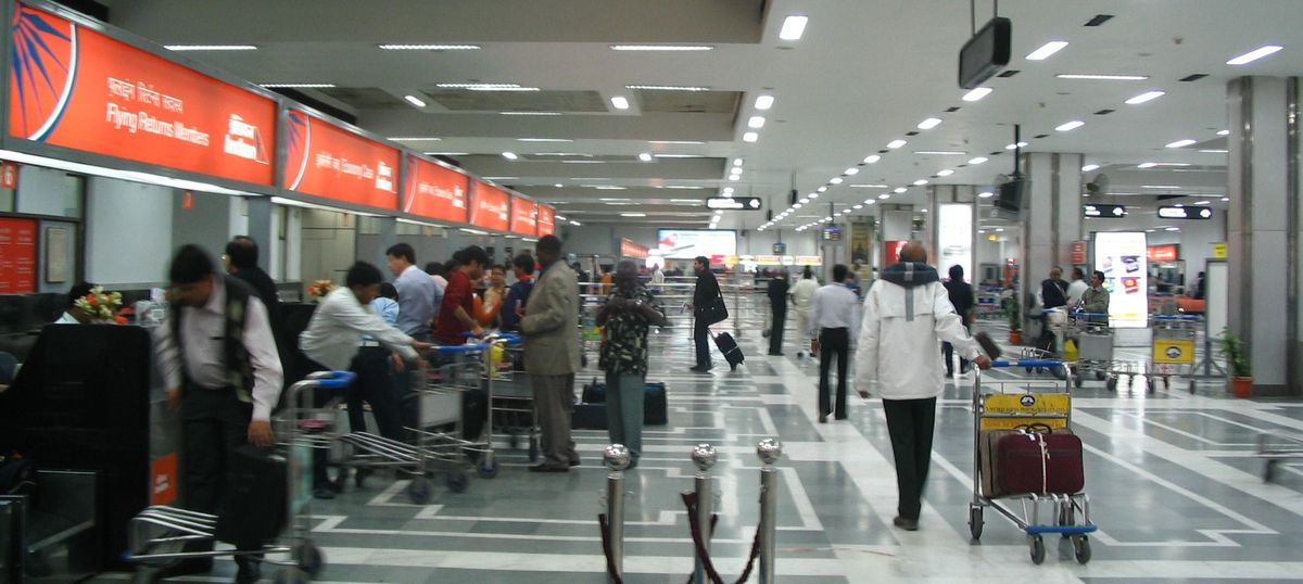 No more security stamps on hand baggage at six major airports from December 15