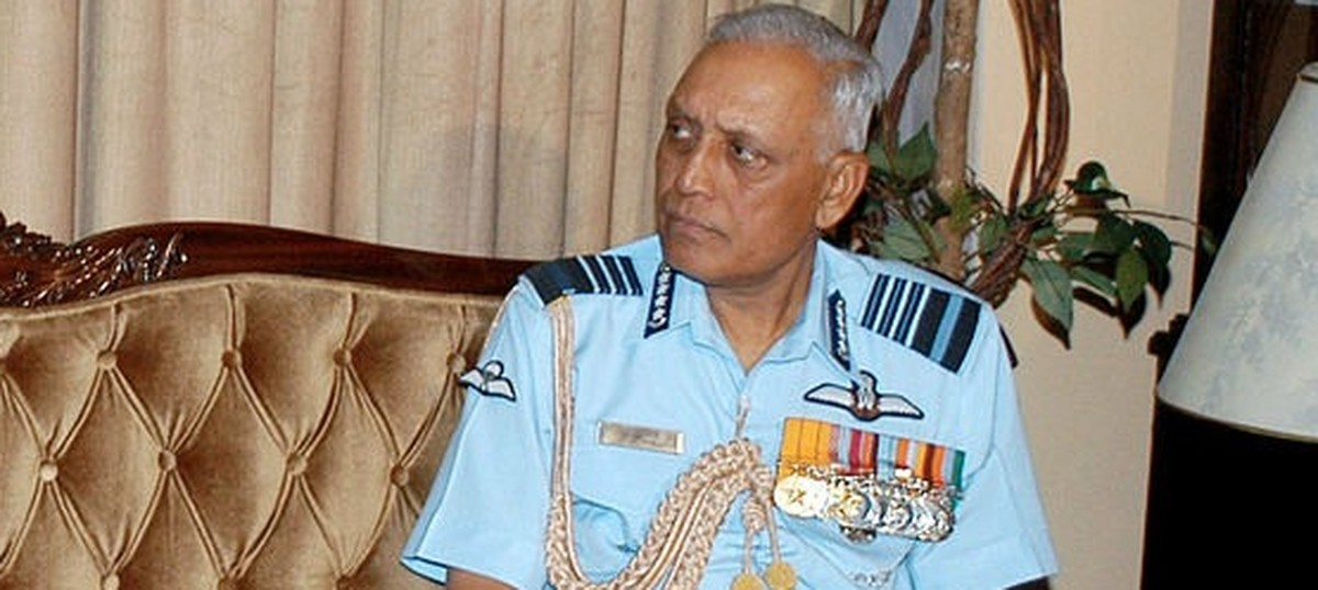 AgustaWestland scam: CBI arrests former Air Force chief SP Tyagi, two others