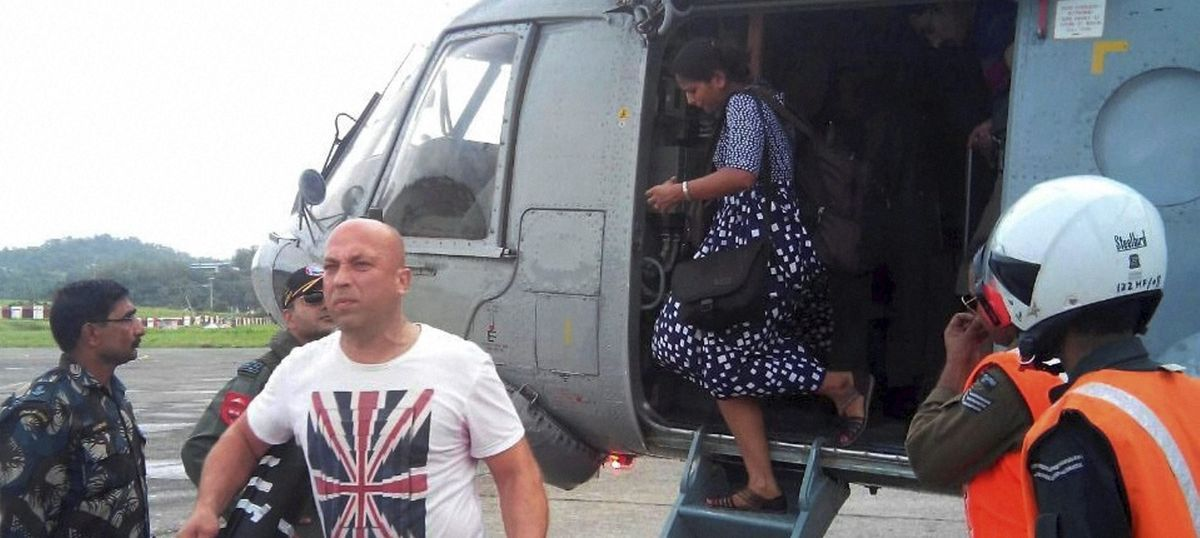 Andaman: All 2,376 tourists evacuated from Havelock islands
