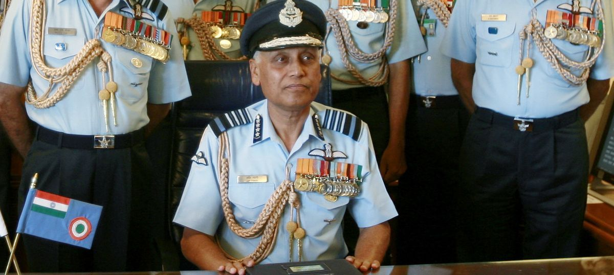AgustaWestland scam: CBI gets four-day custody of ex-air force chief SP Tyagi