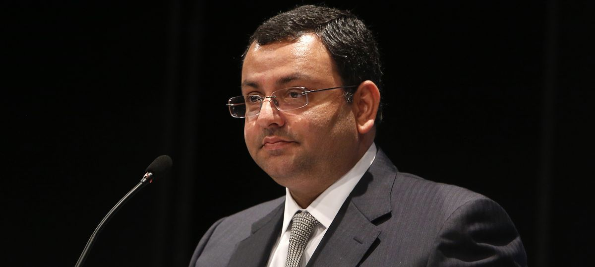 Cyrus Mistry removed as director of Tata Industries, says Tata Sons
