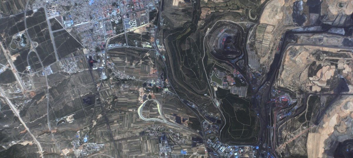 Photos: China's mining areas have paid a crippling price for the coal boom