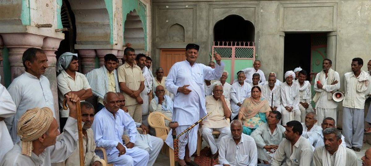 Despite reformist Haryana khap allowing inter-caste marriages, no couples have broken the taboo
