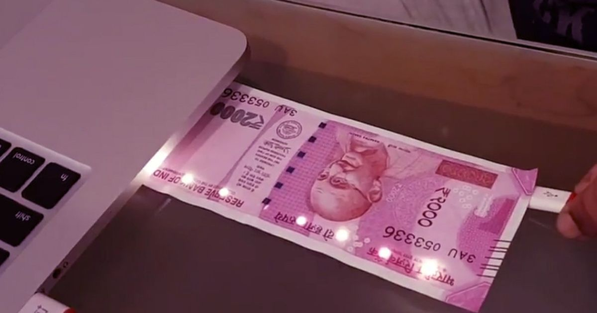 A cultural history of the radioactive, GPS-enabled Rs 2,000 note – before it disappears
