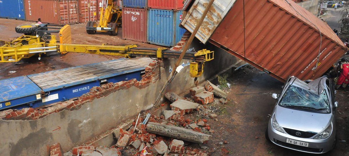 Cyclone Vardah: Assocham says industries in Tamil Nadu suffered damage worth $1 billion