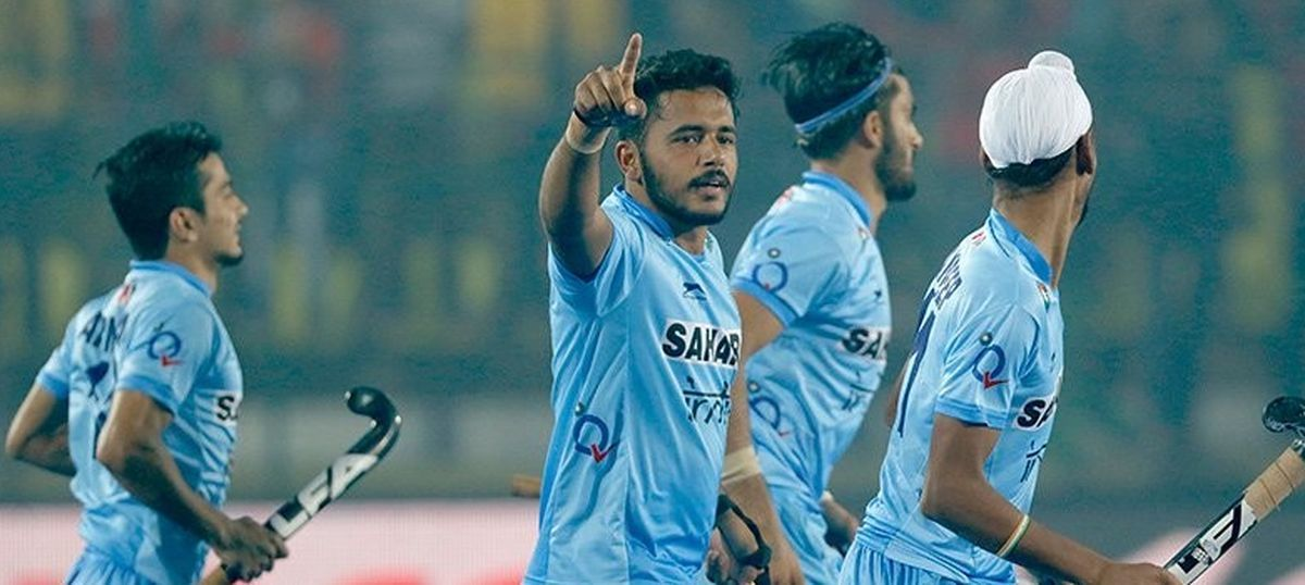Hockey: India beat stubborn Spain 2-1 to enter Junior World Cup semi-finals