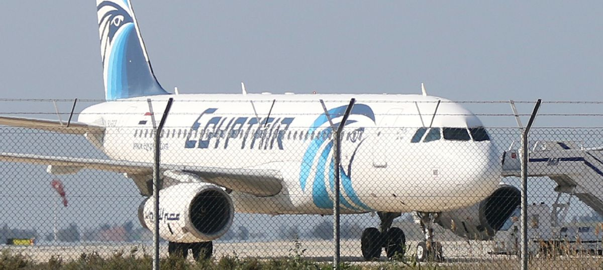 EgyptAir crash: Traces of explosives found on remains of victims, say investigators