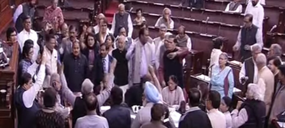The Daily Fix: One sign of how Parliament has been devalued – even the ruling BJP is disrupting it