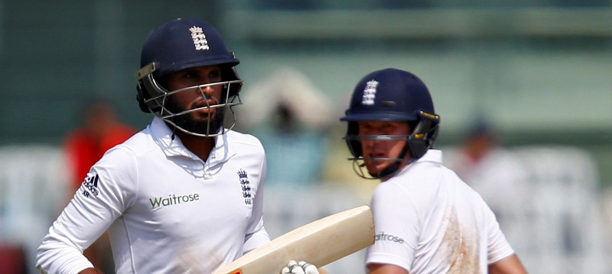 Adil Rashid-Liam Dawson's 8th-wicket century stand frustrates India in second session on Day 2