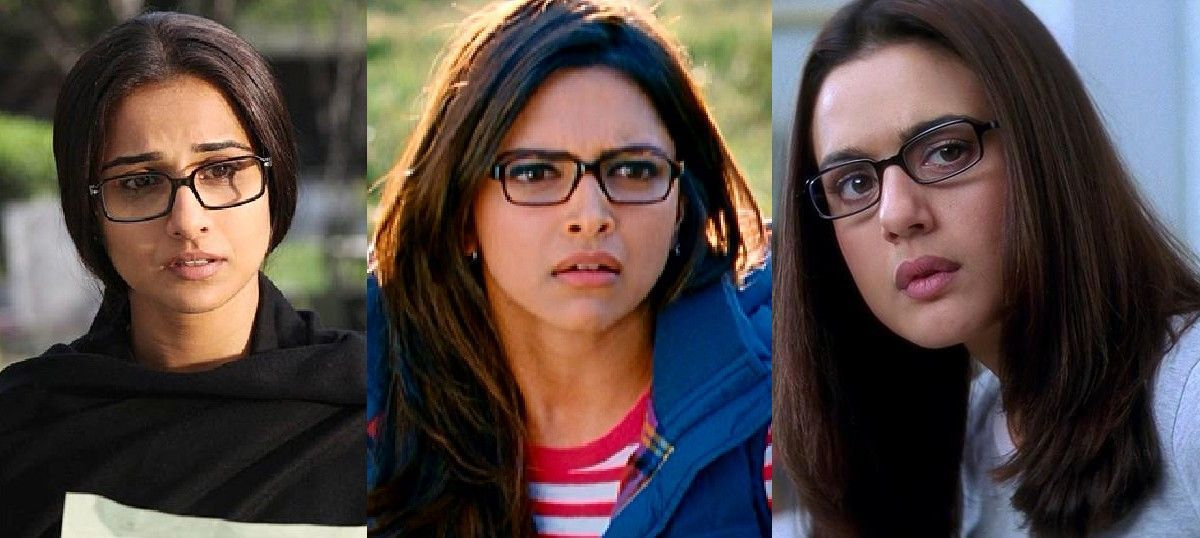 Do boys make passes at girls who wear glasses? Some answers from Bollywood