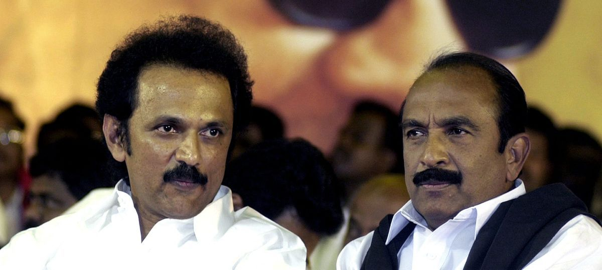 Tamil Nadu: Vaiko accuses DMK of planning protests against him during Saturday visit to Karunanidhi