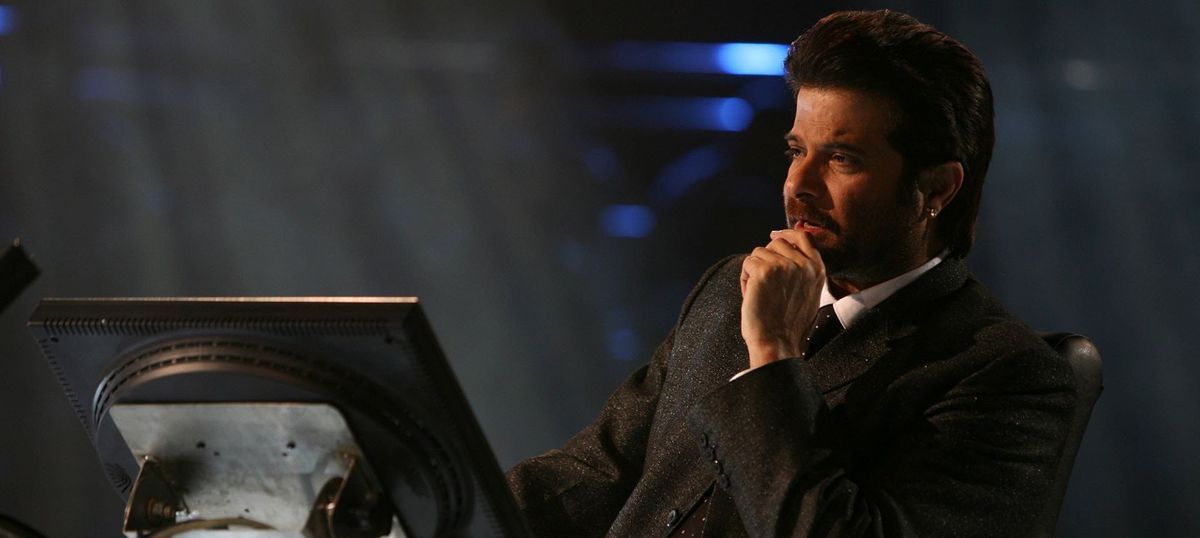 When Anil Kapoor took home his chair from 'Slumdog Millionaire' to rehearse for his role