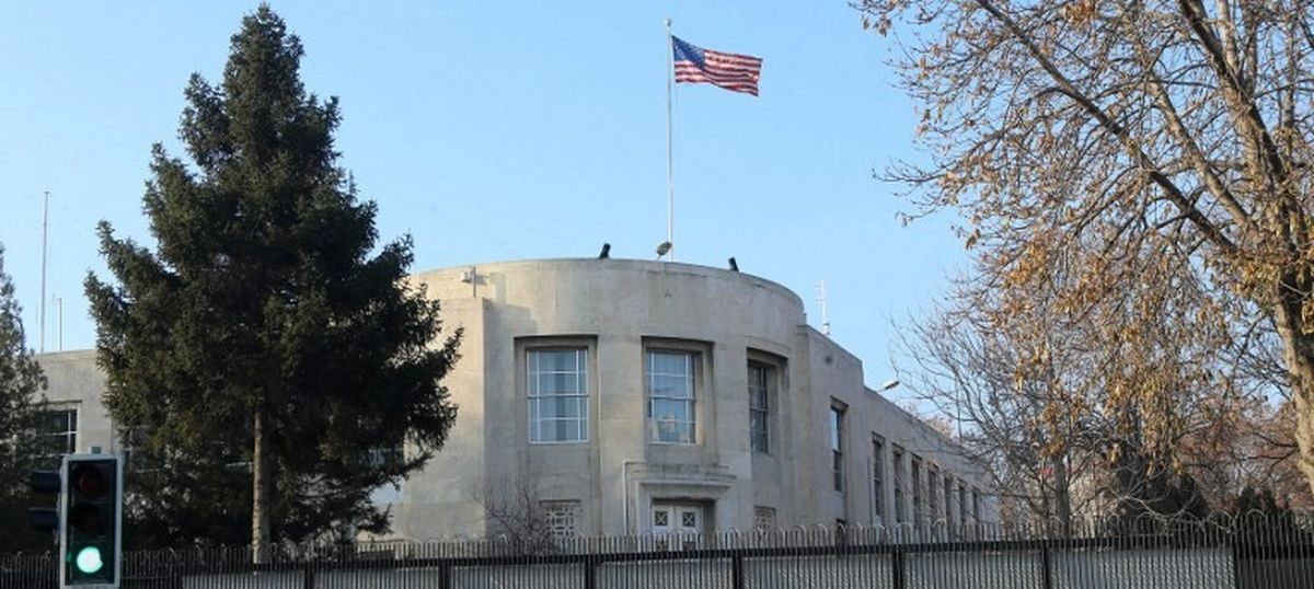 Turkey: Shooting outside US embassy in Ankara forces shut down of mission offices on Tuesday
