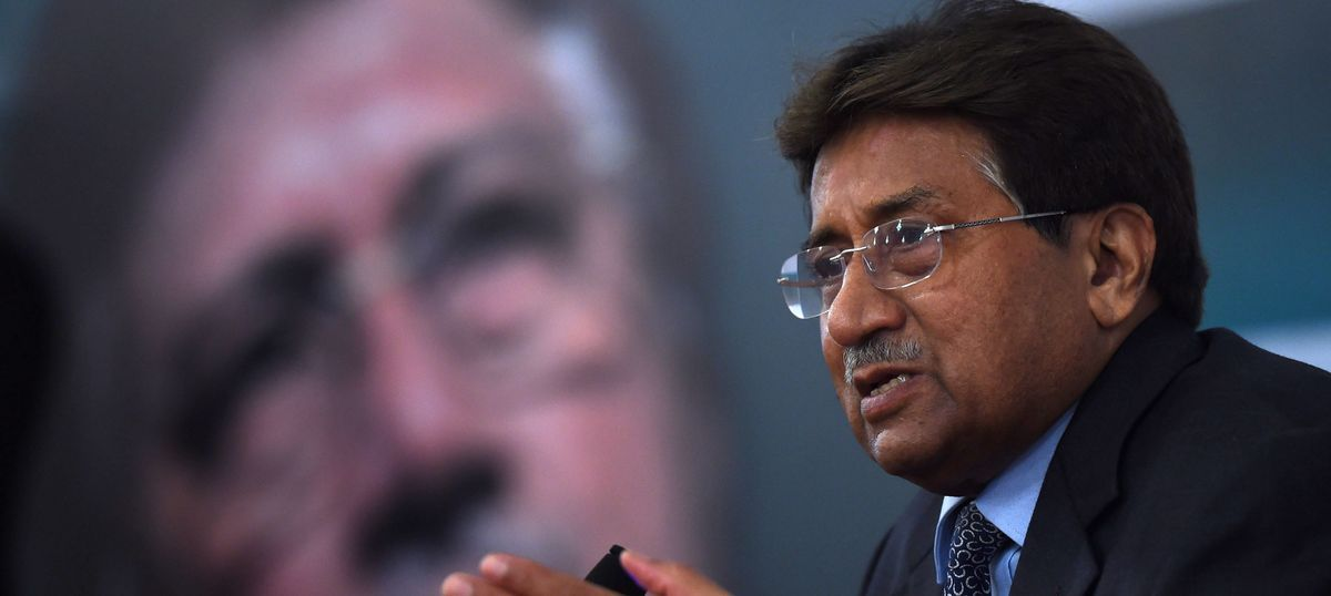 Former Army chief helped me leave Pakistan, reveals ex-President Pervez Musharraf