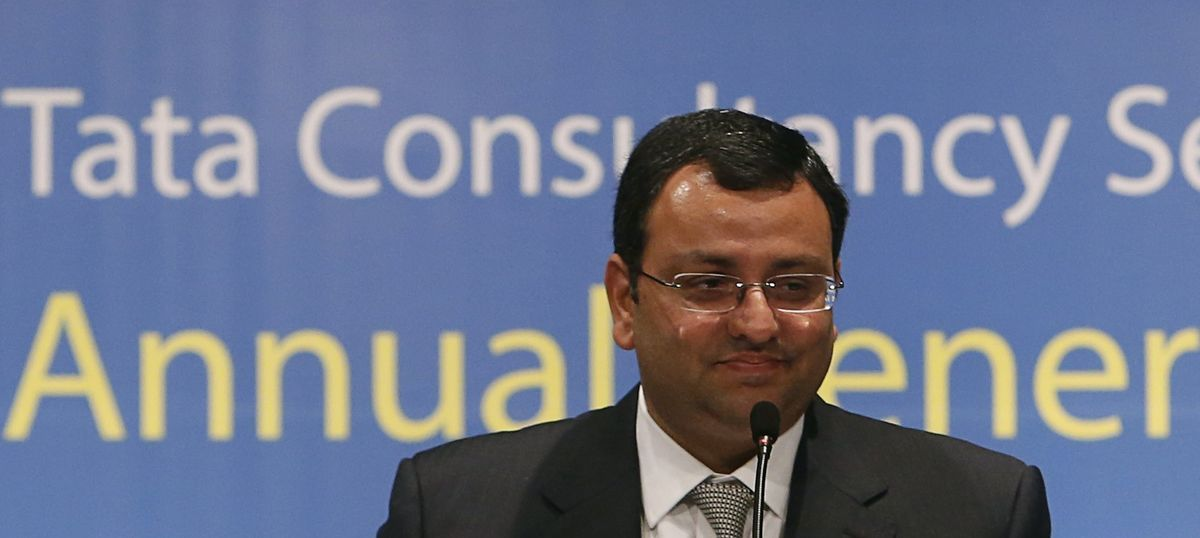 Cyrus Mistry sues Tata Sons for 'oppression and mismanagement'