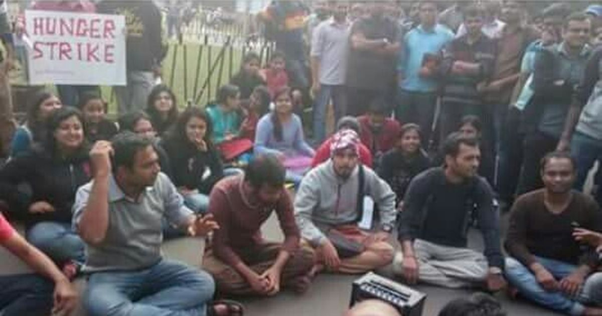IIT-Kharagpur students reportedly lock director in office in protest against 20% hostel fee hike