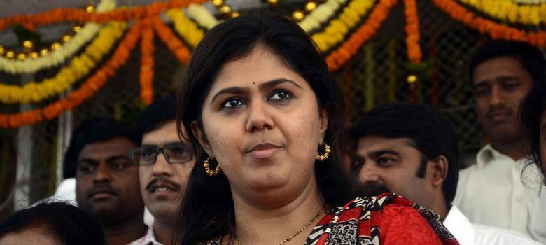 Maharashtra minister Pankaja Munde gets clean chit in Rs 206-crore 'chikki scam'