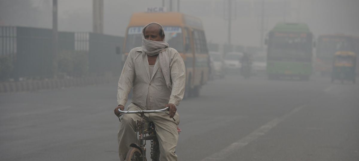 The pollution problem in Varanasi, Lucknow, and Allahabad could be worse than even Delhi