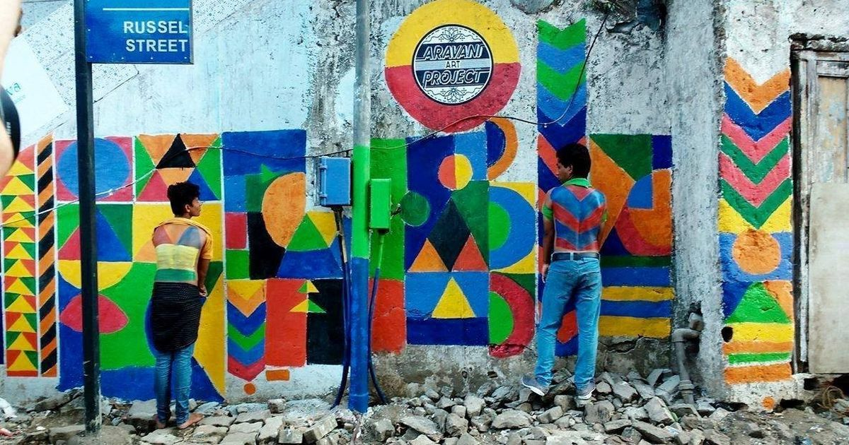 The Aravani Art Project: Using street art to empower the transgender community