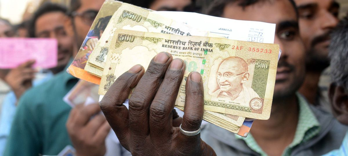 Just a one-day drama: How banks coped with the RBI's flip-flops on deposits above Rs 5,000