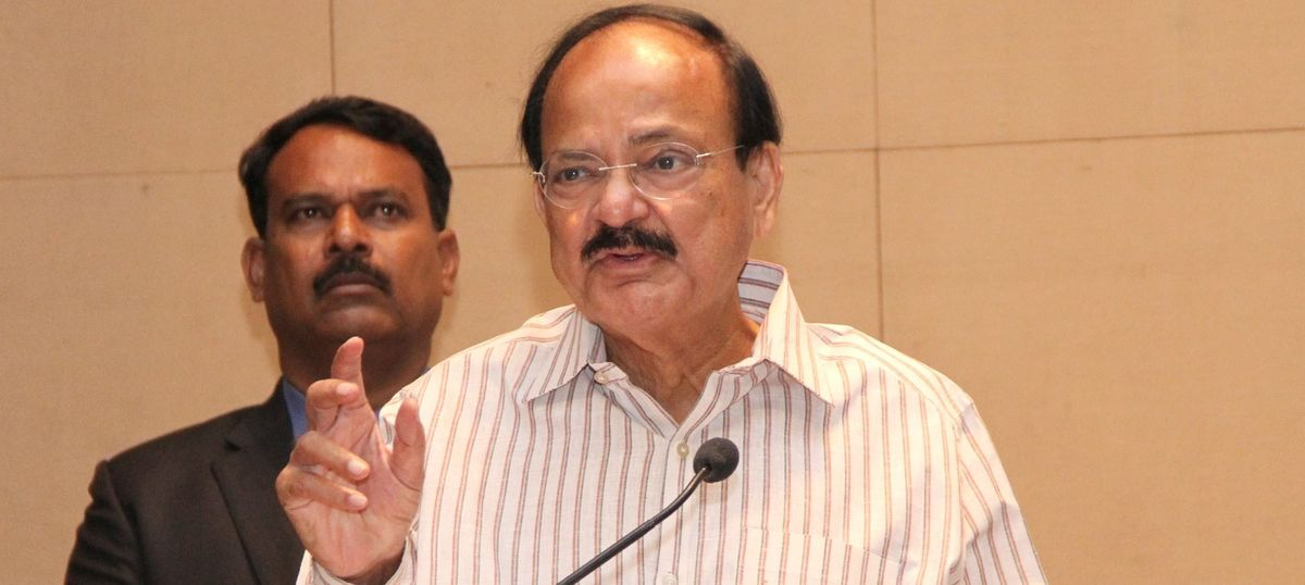 Car buyers will soon have to prove they have parking space, says Venkaiah Naidu