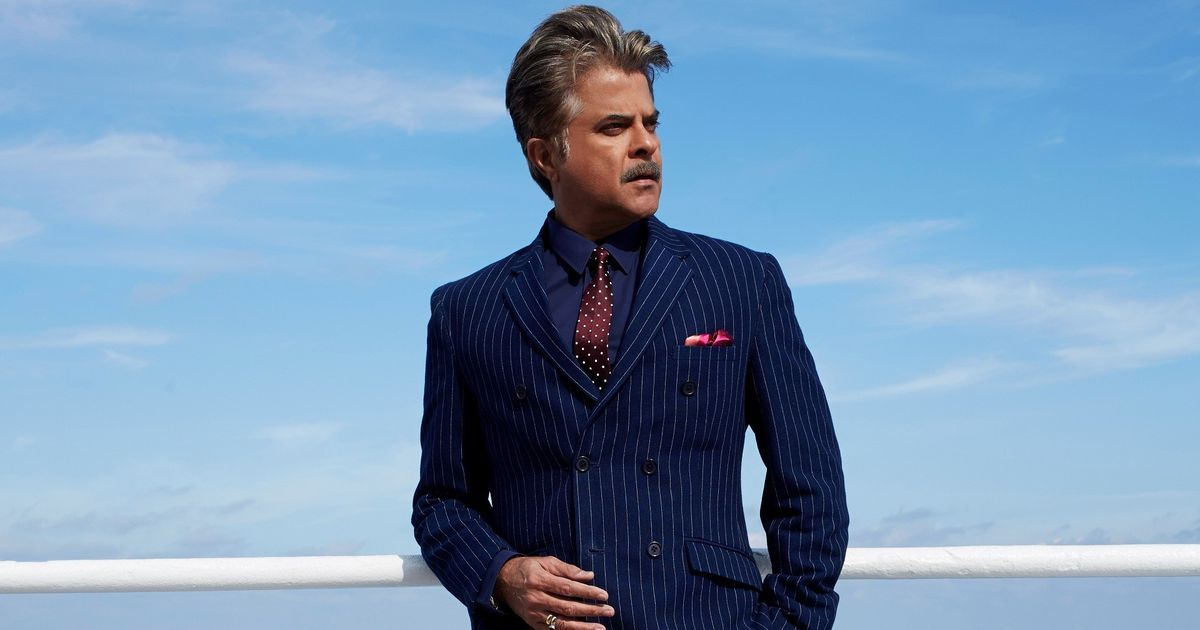 Ageless, yes, but Anil Kapoor is timeless too