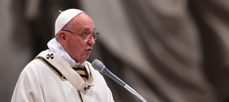 More laymen and women should be included in Vatican bureaucracy's top posts, says Pope Francis