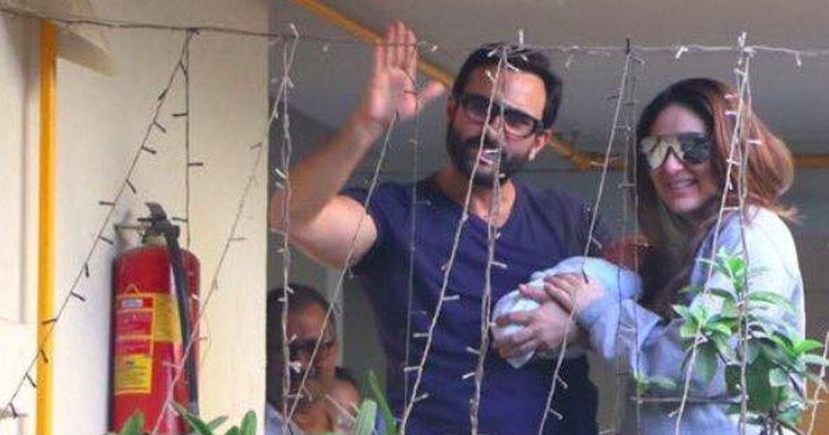 Readers' comments: Responsible parents would not have named their son Taimur
