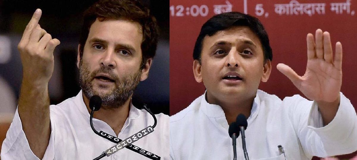 Will they, won't they? 15 seats could be standing in the way of a Congress-Samajwadi Party alliance
