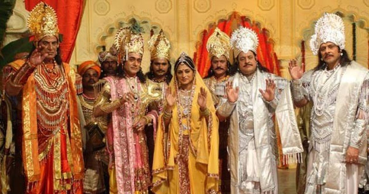 You've watched 'Mahabharat' on TV? Now listen to its radio version