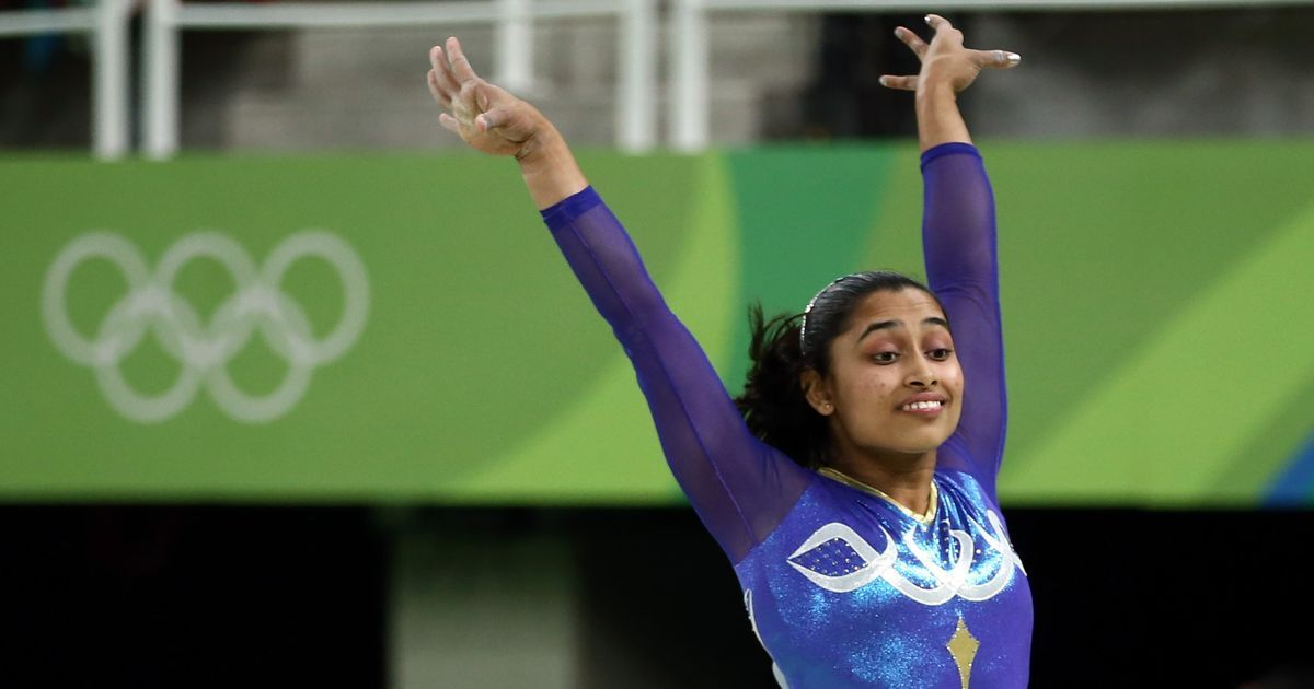 Indian sportsperson of the year #3: 2016 was the year in which Dipa Karmakar made grown men cry