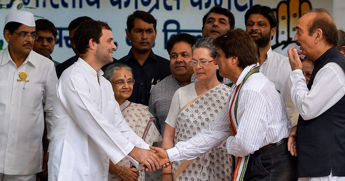 Is Sheila Dikshit no longer the Congress' chief ministerial face in Uttar Pradesh?